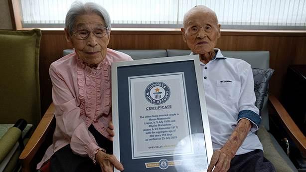 Japonya'da 80 yıldır evli çiftin sırrı: Sabır!