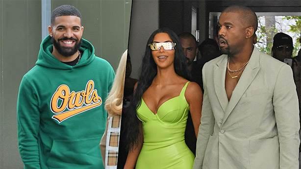 Kim Kardashian, Drake'in 'KiKi'si olduğunu kabul etmedi