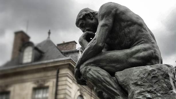Düşünen Adam kimdir? Düşünen Adam heykeli kimden esinlenmiştir?