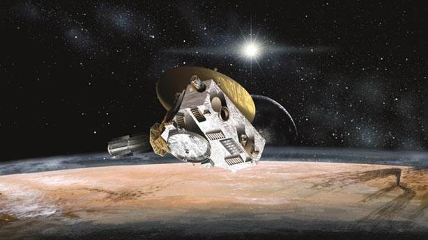 New Horizons yeni görevi Ultima Thule'ye doğru yol alıyor