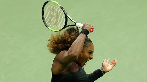 Serena Williams neden bu kadar agresif?