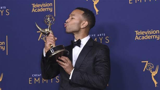 John Legend, Emmy, Grammy, Oscar ve Tony ödüllü 15 sanatçı arasına girdi