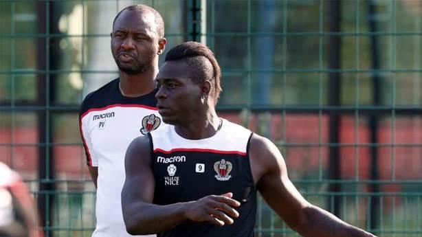 Takıma kilolu dönen Balotelli, Vieira'nın Anelka'ya ne yaptığını unutmamalı
