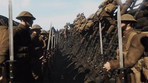 En dikkat çekici 5 'Birinci Dünya Savaşı' oyunu