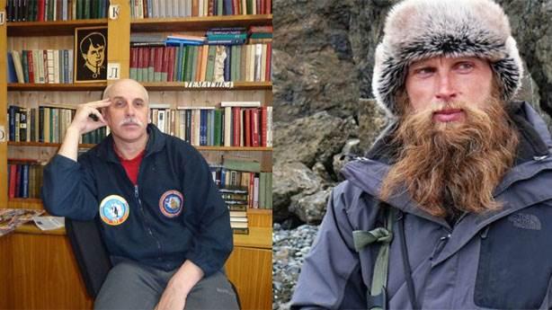 Antarktika'daki bilim adamlarının bıçaklı kavgasının sebebi ne?