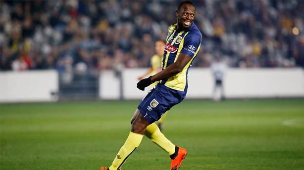 Usain Bolt'un hayali olan futbolculuk için paraya ihtiyacı mı var?