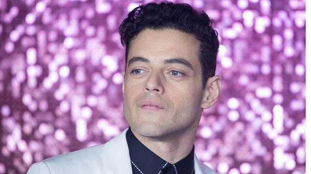 Rami Malek, Freddie'nin bakışlarına bir ay çalışmış