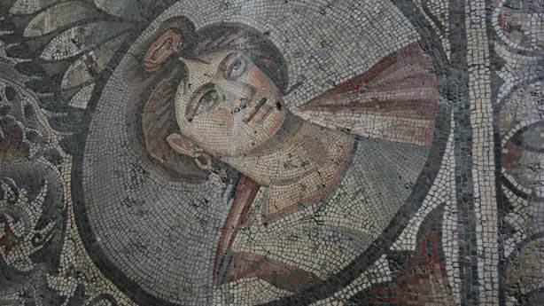 Mozaiğin peşinde: Kuzey Kıbrıs'tan çalındı Monaco'da bulundu