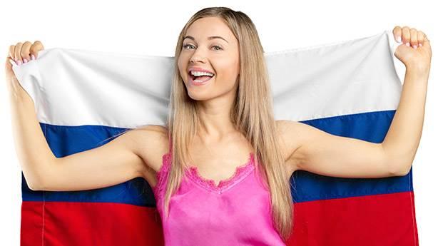Rus Kadınlar Neden Güçlü Görünüyor