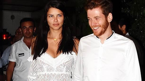 Adriana Lima ve Metin Hara çifti barıştı mı?