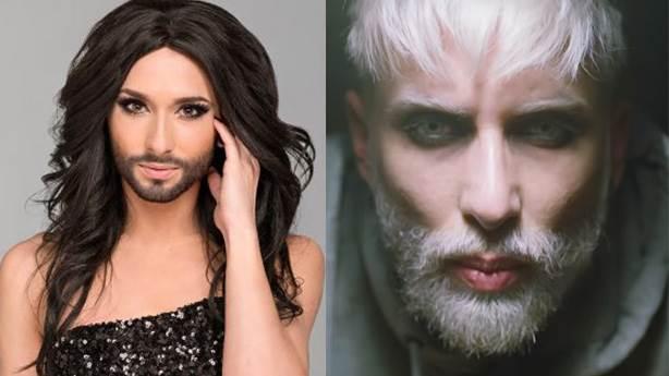 Conchita Wurst 'sakallı kadın' olmaktan vazgeçti
