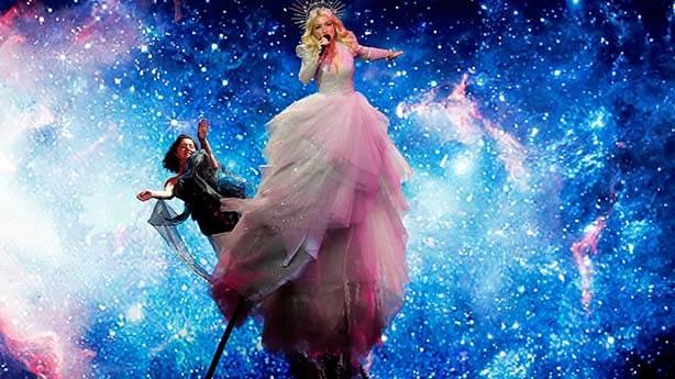 Avustralya, hamilelik depresyonunu Eurovision'a taşıdı