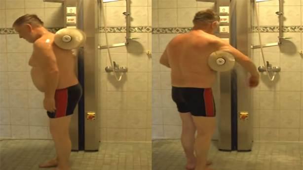 Duş alma derdinde sona yaklaşıyoruz: Duş makinesi geliyor!