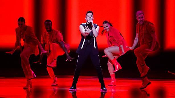 Eurovision 2019'un ikinci yarı finalinin yıldızı İsviçre