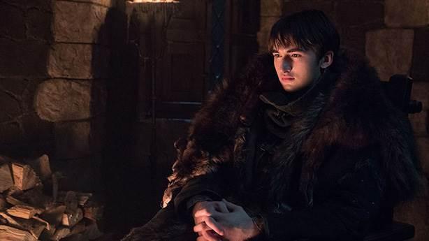 Isaac Hempstead Wright, Bran tahta geçince şok oldu: 'Şaka sandım'