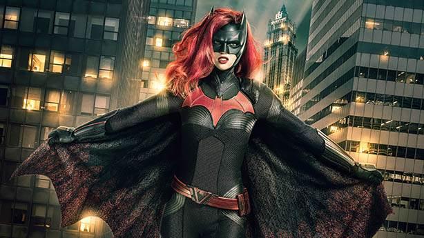 Batwoman'ın 'ilk bakış' fragmanı yayınladı!