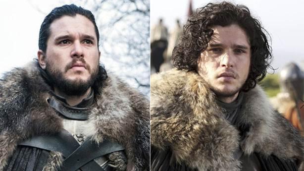 'Game of Thrones' sadece Kit Harington'ı değil, hepimizi yordu