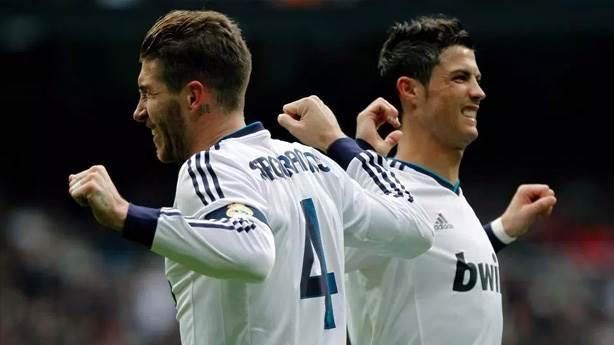 Ronaldo'suz düğün olmaz: Ramos, Ronaldo'yu davet etmedi