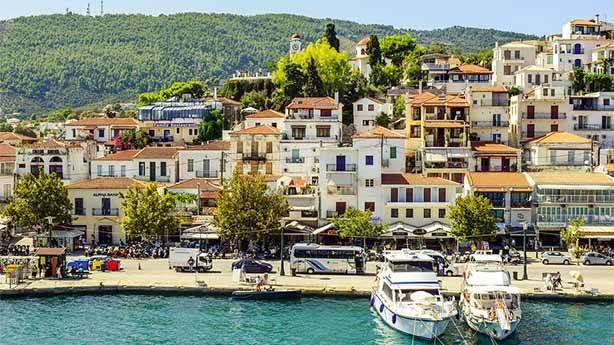 Yunanistan'da bir adaya yerleşmek o kadar da hayal değil