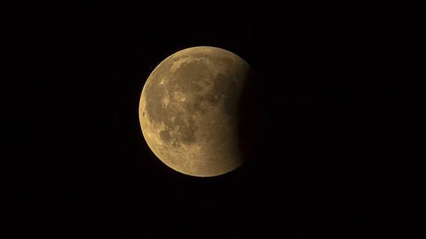 16 Temmuz 2019 Ay Tutulması