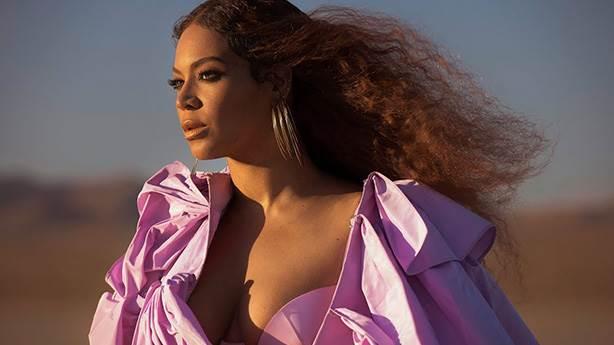Aslan Kral aşkına: Beyonce'den yeni klip!