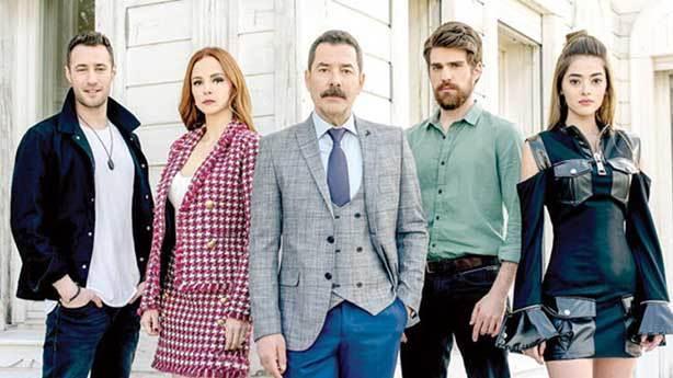 Türk dizilerinin önlenemez yükselişi: Zalim İstanbul 6 ülkeye satıldı