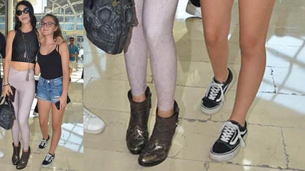 'Krema' değil yoğurt lazım: Hande Yener'in o botta ayakları pişecek