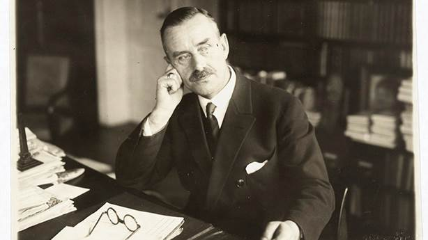 Avrupa'nın vicdanı: Thomas Mann