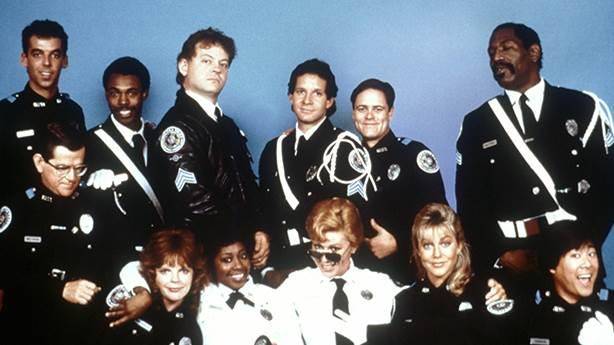 Polis Akademisi'nin hafızalara kazınan karakterleri