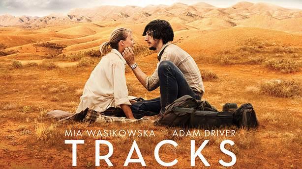 Tracks: Yürüyerek Alice Springs çölünden Hint Okyanusu'na