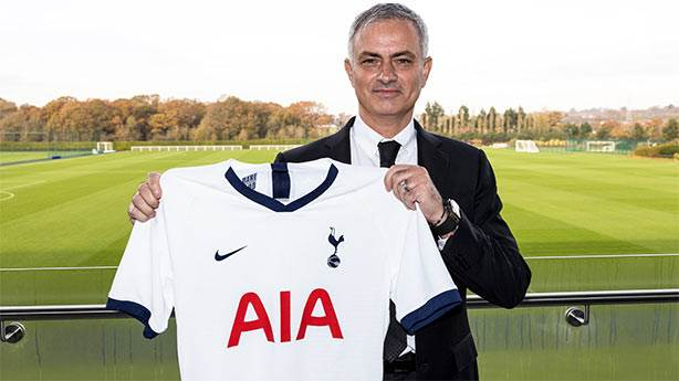Sevim koş, Mourinho geri döndü!