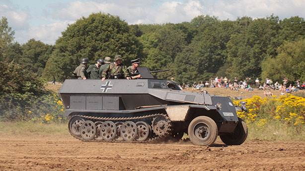 Sd.Kfz. 251 nedir?