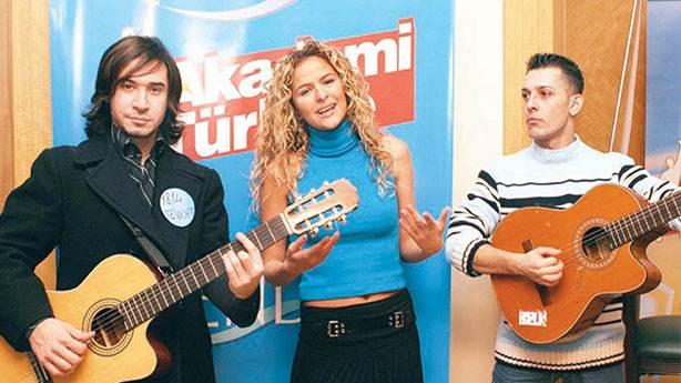 Gamze Topuz şarkıcı olmaktan neden vazgeçti?