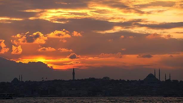 İstanbul için ilginç şehir efsaneleri