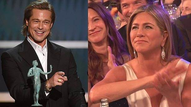 Jennifer Aniston, Brad Pitt'i affetmeli mi?