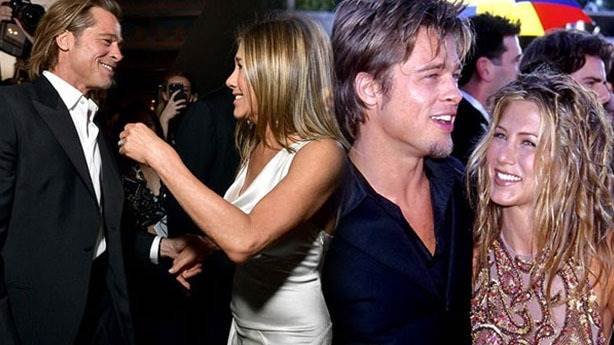 Brad Pitt ve Jennifer Aniston: Hollywood böyle film görmedi!