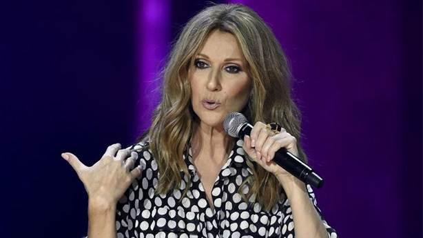 Celine Dion'dan hayat dersi: Şov devam etmeli!