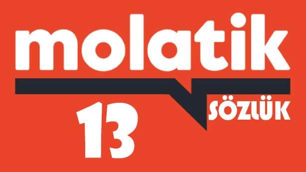 Molatik Sözlük: 13 - Futbol terimleri