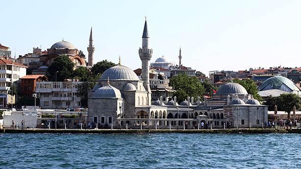 Kuşkonmaz Camii: İstanbul'un en ilginç yapısı