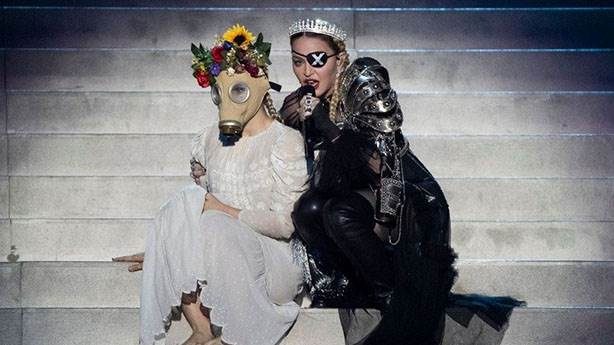 Madonna, Corona virüsü 2019'da bildi mi?