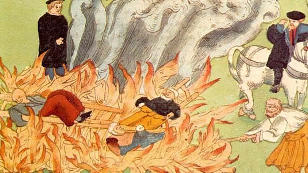 On binlerce kişiyi öldüren olay: Cadı Avı