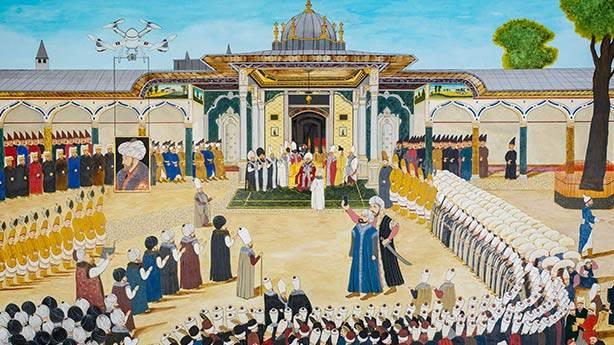 Osmanlı döneminde yaşanmış ilginç olaylar