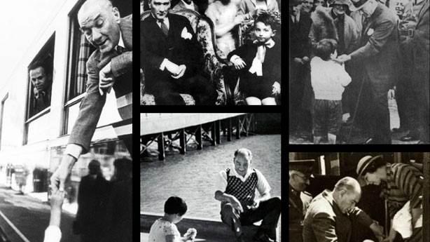 Atatürk'ün çocuklara verdiği değeri gösteren sözleri