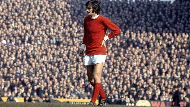 Bir futbol efsanesi: George Best