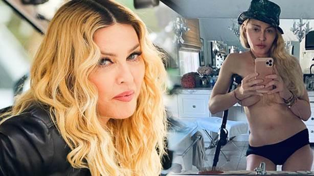 Madonna'nın 61. yaş selfie'sinden ne anlamalıyız?