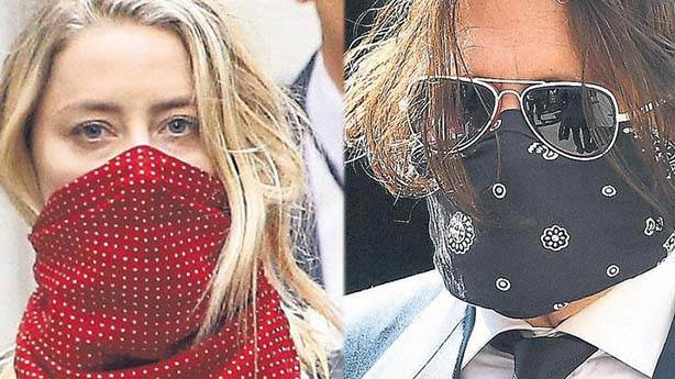 Johnny Depp ve Amber Heard kavgası nereye gider?
