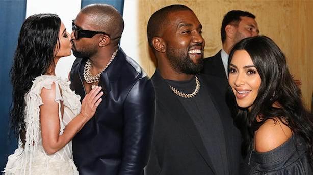 Kanye West ve Kim Kardashian arasında neler oluyor?