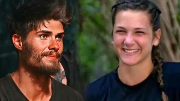 Survivor Nisa ve Barış sevgili mi?