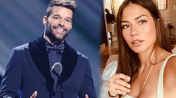 Ricky Martin neden Demet Özdemir'i takibe aldı?