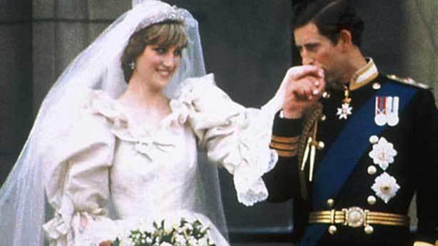 Skandallarla dolu kraliyet düğünleri